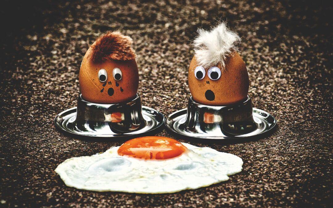 Lo que daría por unos huevos….