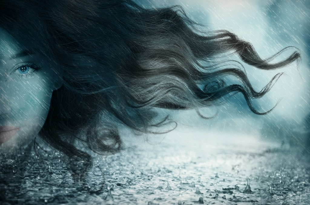 Viento, lluvia, habla