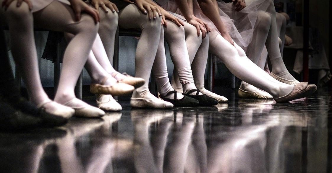 ballet, minutos para enamorarse